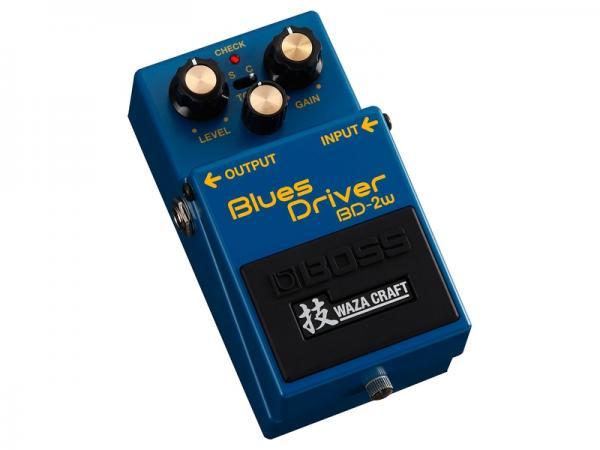 BOSS ( ボス ) BD-2W【Blues Driver 技 Waza Craft  オーバードライブ  】