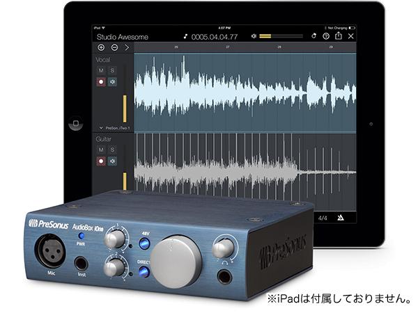 PreSonus ( プリソーナス ) AudioBox iOne