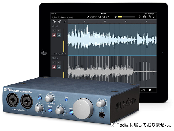 PreSonus ( プリソーナス ) AudioBox iTwo