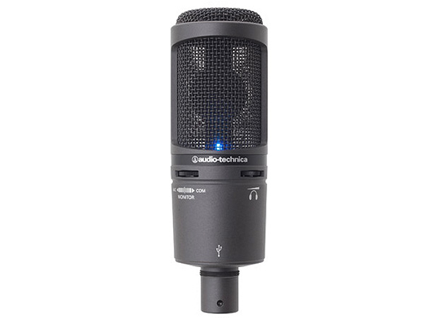 audio-technica ( オーディオテクニカ ) AT2020USB+  ◆ コンデンサーマイク
