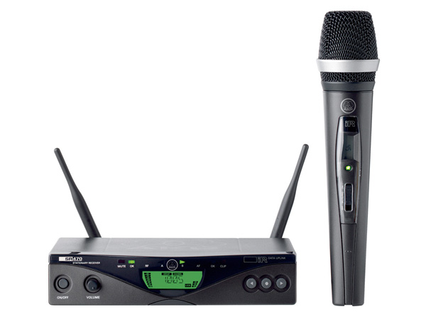 AKG ( エーケージー ) WMS470 VOCAL SET D5 ◆ ワイヤレスシステム