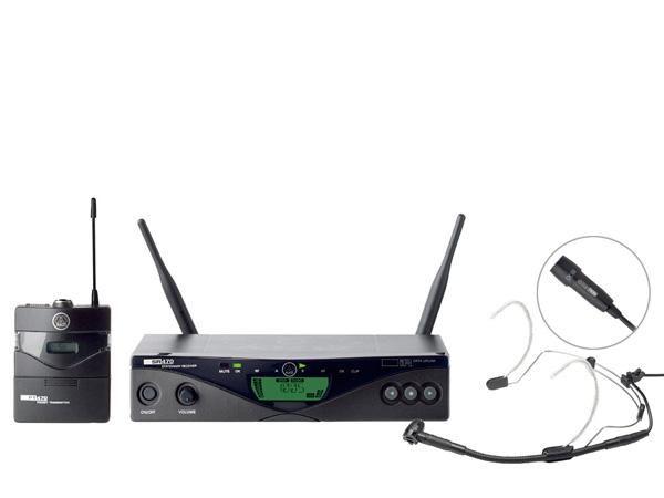 AKG ( エーケージー ) WMS470 PRESENTER SET ◆ ワイヤレスシステム