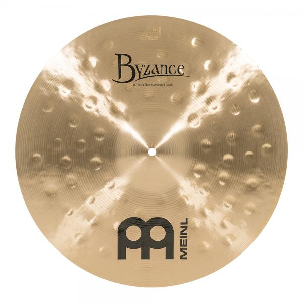 "Meinl ( マイネル ) Byzance Traditional シリーズ クラッシュシンバル 18"" Extra Thin Hammerd Crashe B18ETHC"