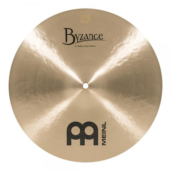Meinl ( マイネル ) B14MH(PAIR) ☆ Byzance Traditional ミディアムハイハット