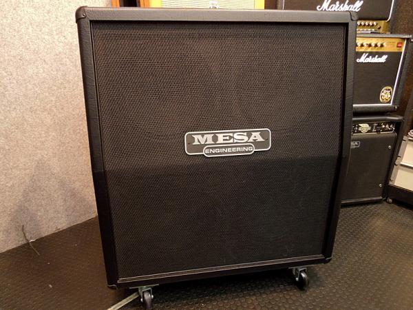 Mesa Boogie 4x12 Rectifier Standard Slant Guitar Cabinet