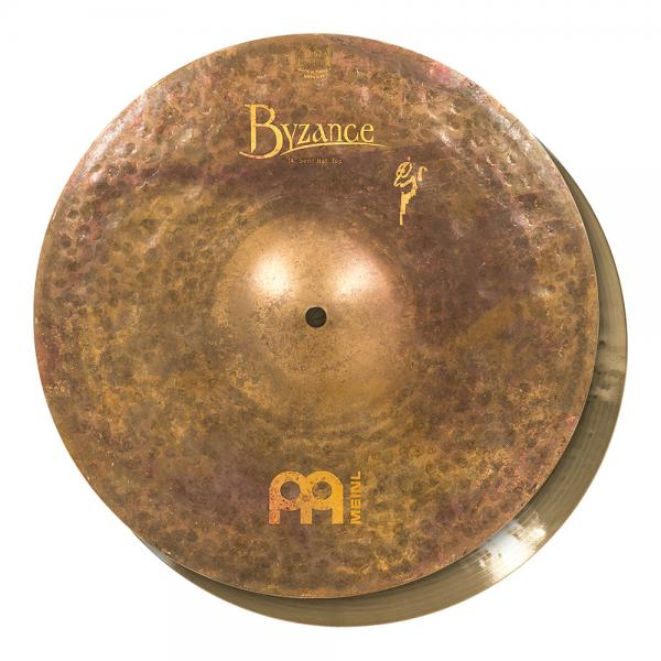 Meinl ( マイネル ) B14SAH(PAIR) ☆ Byzance Vintage サンドハイハット