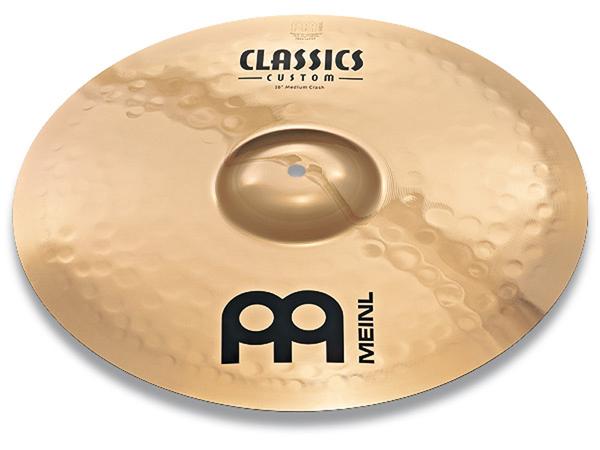 Meinl ( マイネル ) CC16PC-B ☆ Classics Custom パワフルクラッシュ