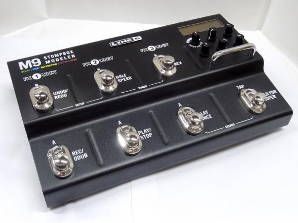 LINE6 ( ラインシックス ) M9 Stompbox Modeler < Used / 中古品 >