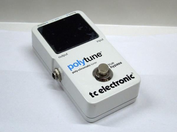 tc electronic ( ティー・シー・エレクトロニック ) Polytune < Used / 中古品 >