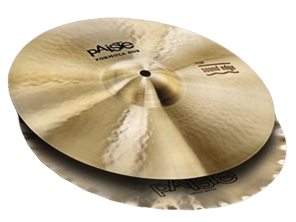 "Paiste ( パイステ ) FORMULA 602 CLASSIC SOUNDS SOUND EDGE HI-HAT 14""(PAIR) ☆ ハイハット"