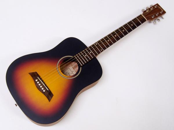 S.Yairi ( エスヤイリ ) YM-02(VS)【コンパクト アコースティックギター ミニアコギ 】