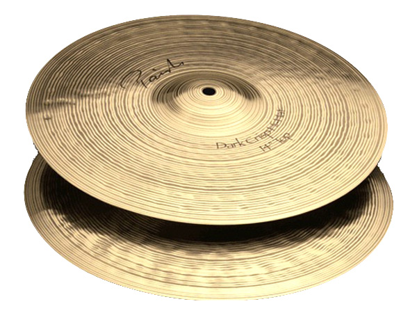 "Paiste ( パイステ ) SIGNATURE ""The Paiste"" DARK CRISP HI-HAT 14""(PAIR) ☆"