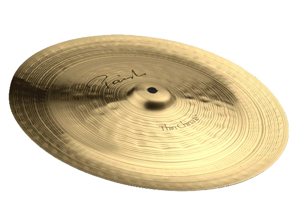 "Paiste ( パイステ ) SIGNATURE ""The Paiste"" THIN CHINA 16"" ☆ シンチャイナ"