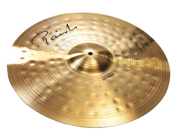 "Paiste ( パイステ ) SIGNATURE PRECISION RIDE 20"" ☆ ライド"