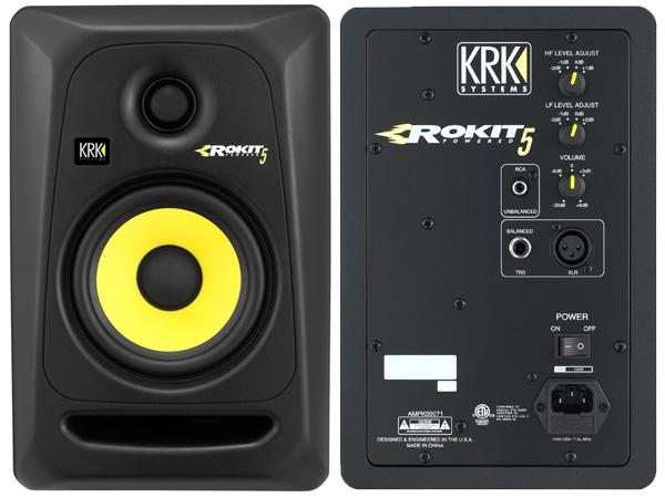 KRK ( ケイアールケイ ) RP5 G3 < アウトレット特価品 ! >