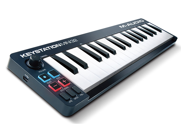 M-AUDIO ( エムオーディオ ) Keystation Mini 32 II