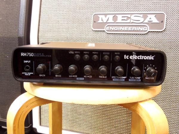 tc electronic ( ティー・シー・エレクトロニック ) RH750 < Used / 中古品 >