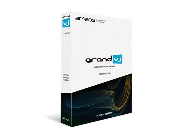 ArKaos ( アルカオス ) Grand VJ2