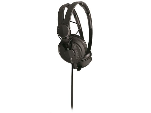 Superlux ( スーパーラックス ) HD562 Black (ブラック) ◆ 密閉ダイナミック型ヘッドホン 【送料無料】