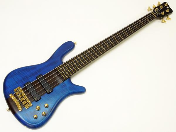 Warwick ( ワーウィック ) Streamer Stage 1 Classic 5st Ocean Blue OFC