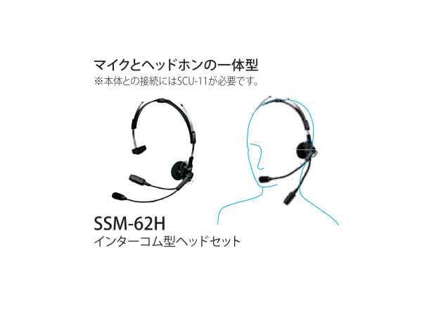 STANDARD HORIZON ( スタンダード ホライゾン ) SSM-62H