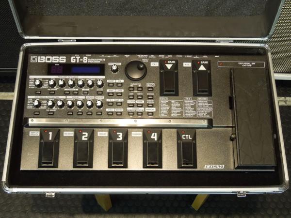 BOSS ( ボス ) GT-8 EFボードSET < Used / 中古品 >
