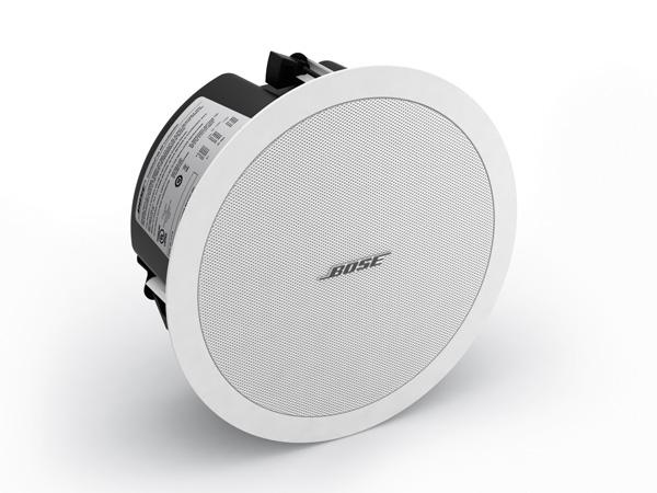 BOSE ( ボーズ ) DS40F W/ホワイト (1本)   ◆ 天井埋込型スピーカー・シーリング型