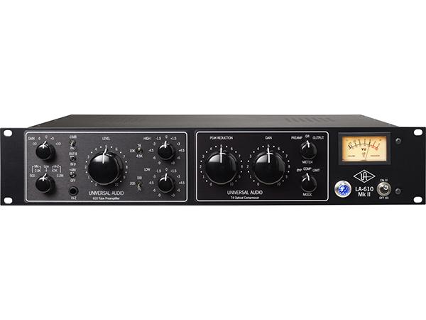 Universal Audio ( ユニバーサル オーディオ ) LA-610MK2