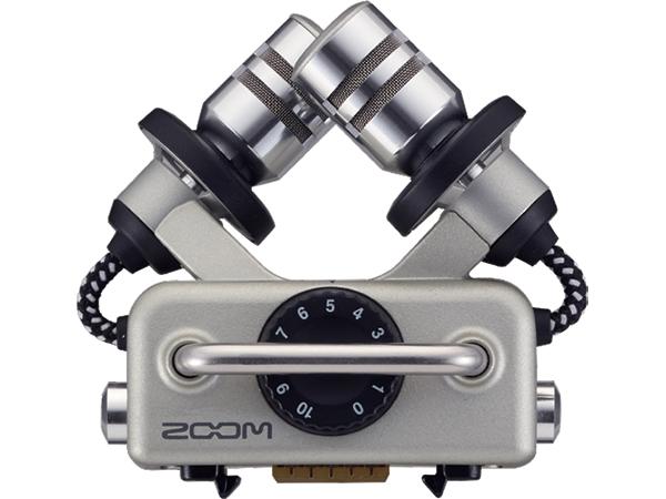 ZOOM ( ズーム ) XYH-5 ◆ XYステレオマイク ( H6・Q8用 )