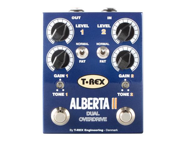 T-Rex ALBERTA II ◆ オーバードライブ