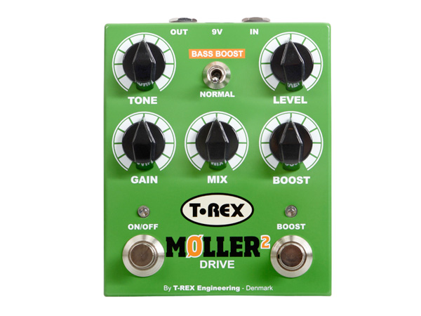 T-Rex MOLLER 2 ◆ オーバードライブ