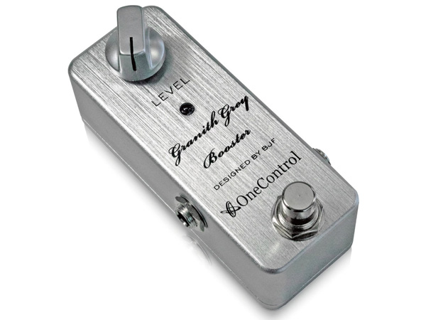 One Control Granith Grey Booster ◆ ワンコントロール クリーンブースター