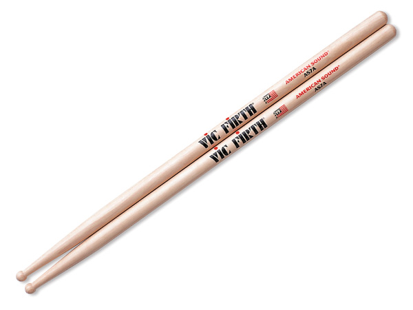 VIC FIRTH ( ヴィックファース ) VIC-AS7A 6ペアセット ☆ VIC FIRTHスティック