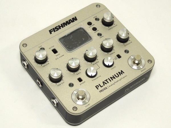 FISHMAN ( フィッシュマン ) PLATINUM PRO EQ