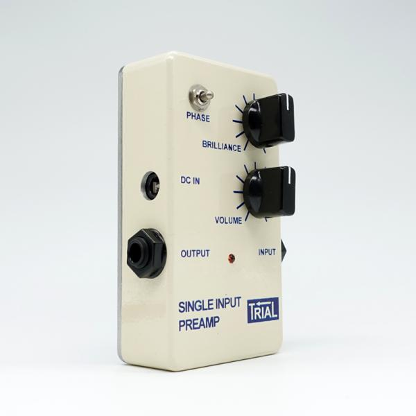 TRIAL ( トライアル ) SINGLE INPUT PREAMP