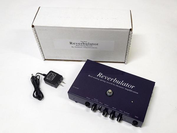 Demeter Amplification RRP-1 Real Spring Reverb Pedal < Used / 中古品 >