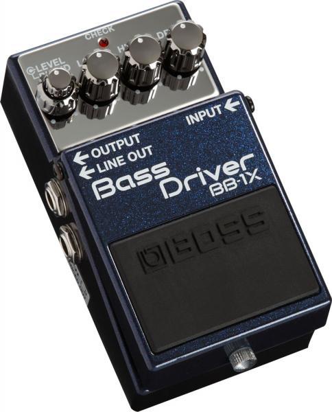 BOSS ( ボス ) BB-1X Bass Driver