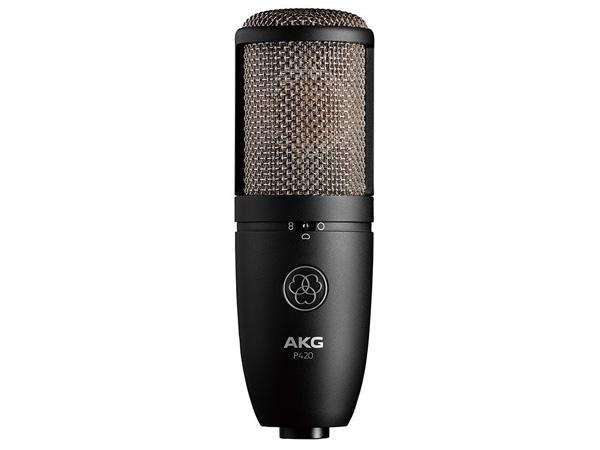 AKG ( エーケージー ) P420 ◆ コンデンサーマイク