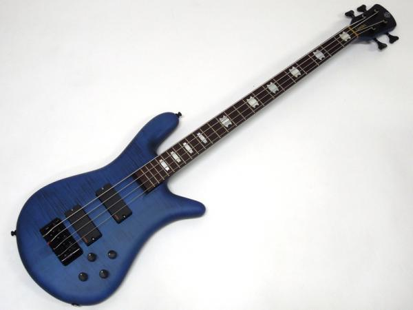 SPECTOR EURO 4LX TW / Blue Stain Matte BkHw