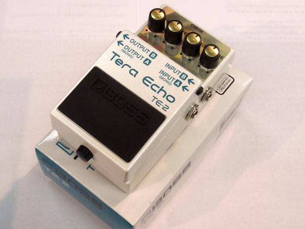 BOSS ( ボス ) TE-2 Tera Echo
