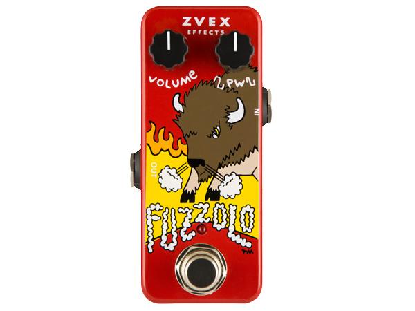 Z.VEX Fuzzolo ◆ コンパクトエフェクター FUZZ