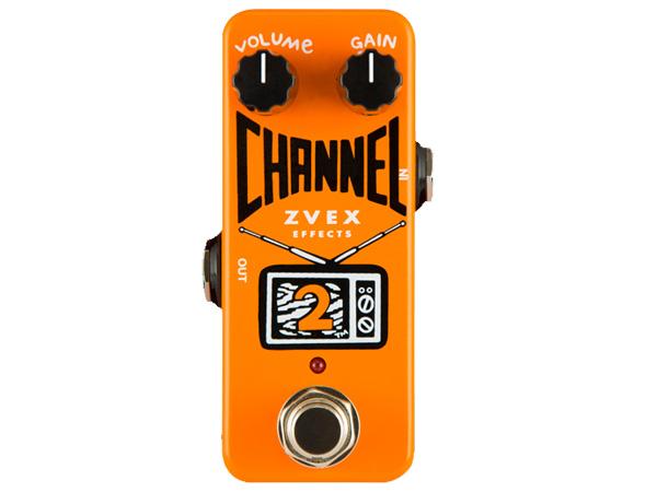 Z.VEX Channel 2 ◆ コンパクトエフェクター