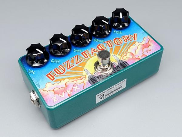 Z.VEX Fuzz Factory  Vexter Series  ◆ コンパクトエフェクター FUZZ