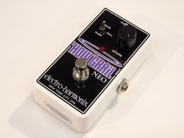Electro Harmonix ( エレクトロハーモニクス ) Holy Grail Neo