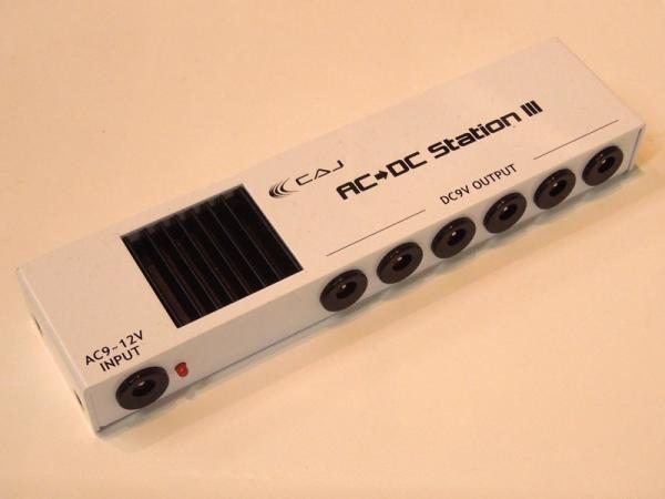 CAJ ( カスタムオーディオジャパン ) AC/DC STATION Ⅲ <USED / 中古品>
