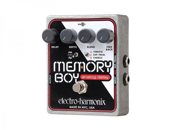 Electro Harmonix ( エレクトロハーモニクス ) MEMORY BOY