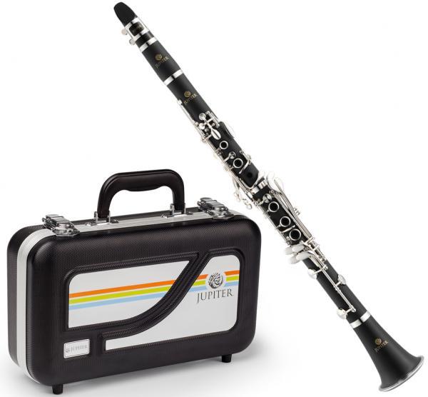 JUPITER  ( ジュピター ) JCL700S B♭ クラリネット 新品 ABS樹脂製 管楽器 本体 プラスチック Bb clarinet JCL-700S 北海道 沖縄 離島不可