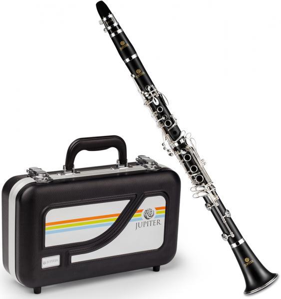 JUPITER  ( ジュピター ) JCL750S B♭ クラリネット 新品 木製 グラナディラ 管楽器 本体 Bb clarinet JCL-750S 北海道 沖縄 離島不可