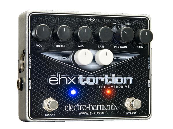 Electro Harmonix ( エレクトロハーモニクス ) EHX Tortion JFET Overdrive
