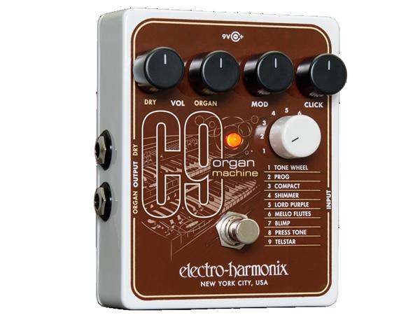 Electro Harmonix ( エレクトロハーモニクス ) C9